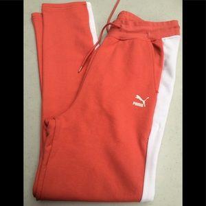 Women's Puma Sweat Pants
